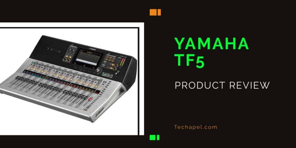 Yamaha TF5 Review