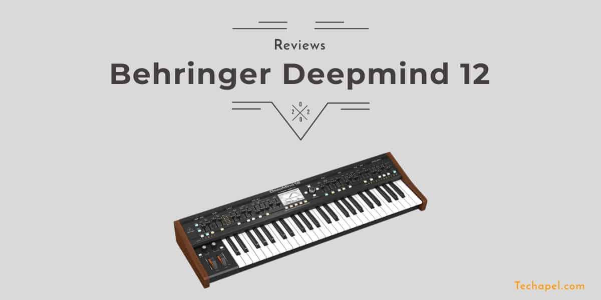 Behringer Deepmind 12 Review