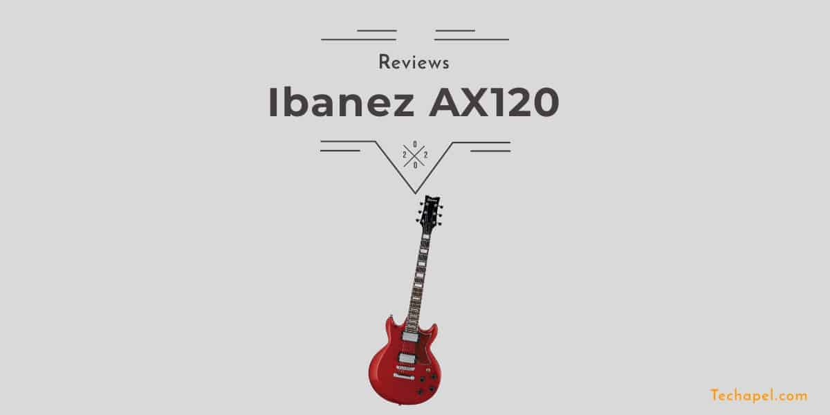 Ibanez AX120 Review