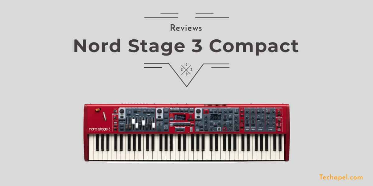 Nord Stage 3 Compact Review